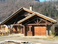 Ski Chalets for winter ski holidays in Samoens