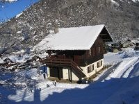 Ski chalet for winter ski holidays in Samoens