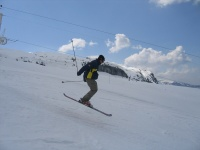 Ski the Grand Massif