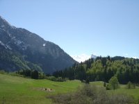 Spring in The Giffre Valley, Samoens